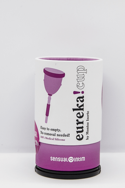 menstruació sostenible culets de tela eureka cup