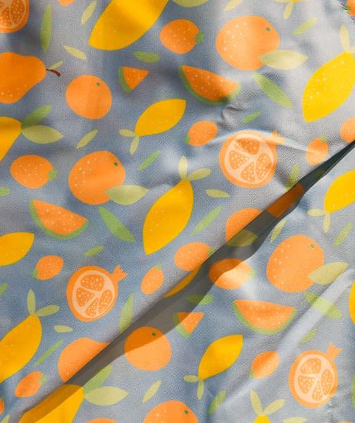fruites culets de tela bossa estanca