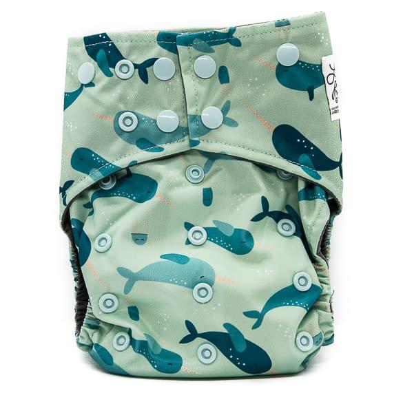 bolquers de tela reutilitzables ecologics