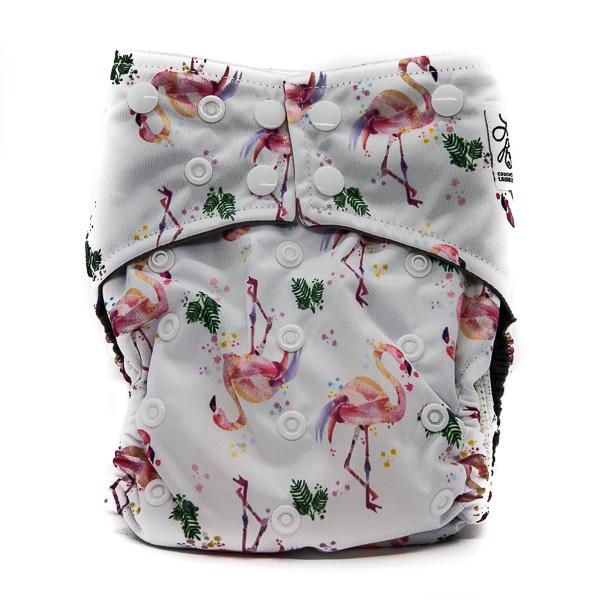 culets de tela bolquers reutilitzables llar d'infants ecologics