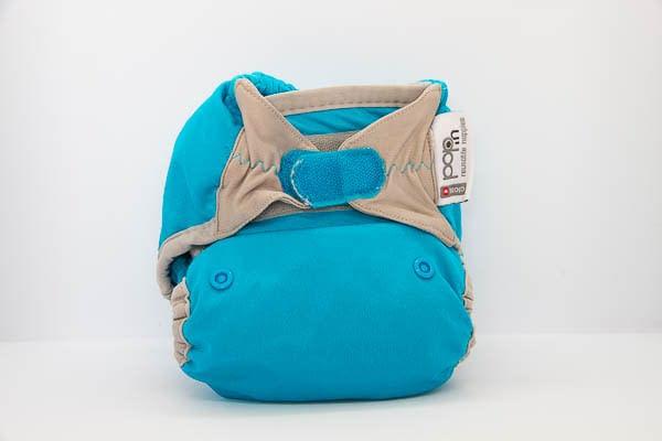 Pop-in 2a mà color blau cel - bolquers de tela