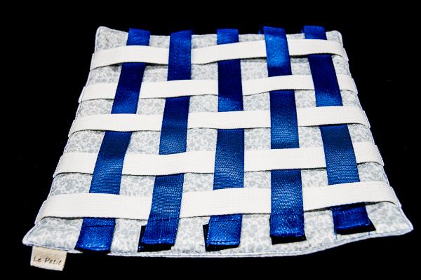 joc de teixir bolquers de tela culets de tela
