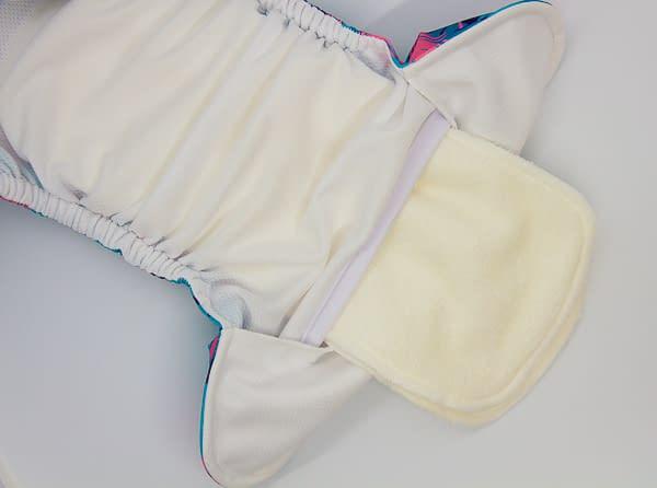 de butxaca culets de tela bolquers reuitilitzables