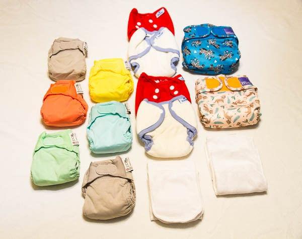 lloguer bolquers de tela per acabat de néixer