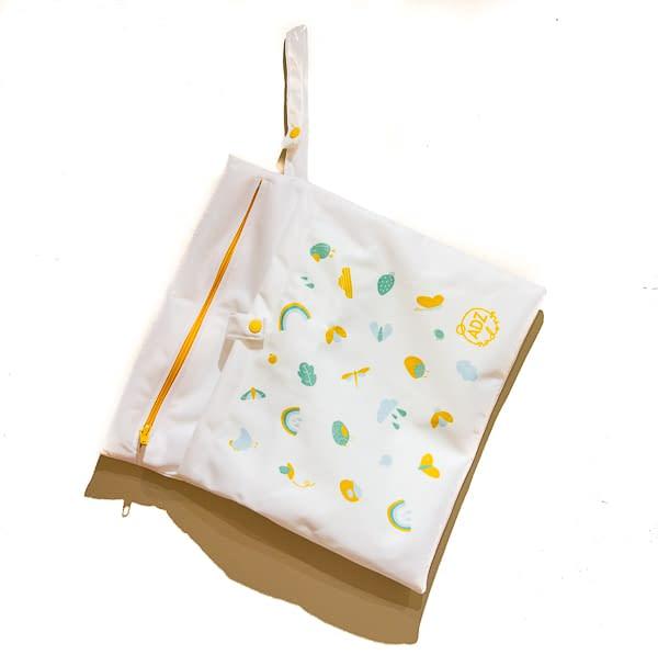 bossa estanca culets de tela bolquers reutilitzables ecologics