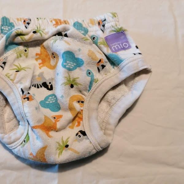 culets de tela 2a mà pantalons aprenentatge bolquers de tela